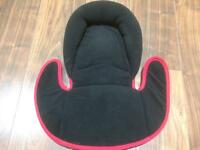 Infant head rest for car seat
