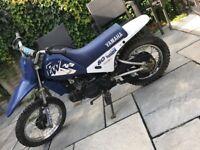 PW80 motorbike