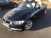 BMW 320d SE Convertible. Low miles. 2 owners!