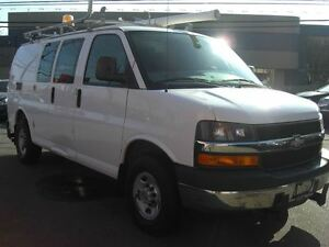 2009 Chevrolet Express 3500 With Generator London Ontario image 5