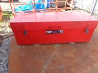 site box tool vault