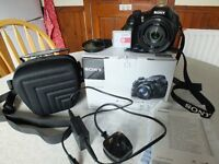 Brand New Sony Cyber-shot DSC-HX300 Camera. Unfortunately un-needed gift.