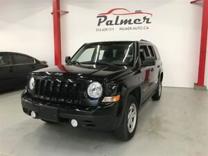 2014 Jeep Patriot NORTH,4x4, TRÈS PROPRE