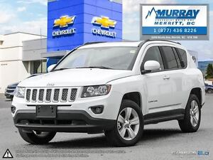 2015 Jeep Compass Sport/North**Sunroof, Leather, Heated Seats**