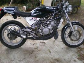 Yamaha SDR200, 1987, Showroom condition, 10,600 miles, magazine feature bike