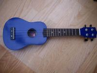 Puretone Ukalele in Blue (Brand New)