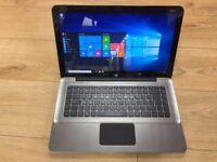 HP Envy 15-1050CA, i7, 8gb ram, 500gb hdd