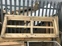 Pallets available for free