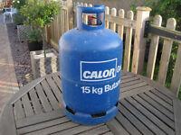 15Kg Butane Calor Gas Bottle (empty)