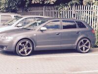 Audi A3 FSI 2.0 sline