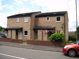 2 Bed first floor flat in Belper. Recently renovated. Suit single parent & child ONLY