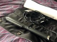 LIKE NEW - GHD Arctic Gold Curve Classic Wand Set