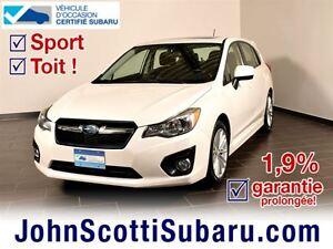 2013 Subaru Impreza Sport Hatchback 1.9%