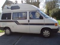 We have a selection of VW Campers Motor Homes available and more on the way.