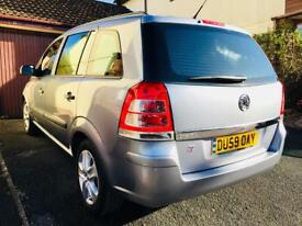 Vauxhall Zafira Club 1.6 - Silver (2009) - SOLD !!!