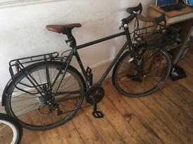 Fuji touring bike great condition
