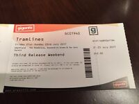 Tramlines Adult Weekend Ticket - Libertines, Primal Scream, Metronomy, The Coral 21-23 July