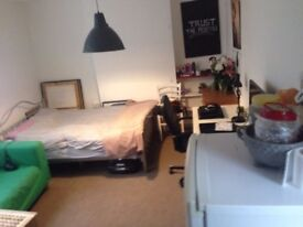 Big double room with garden in Roehampton near Putney Zone2 (bills inc)