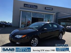 2004 Saturn Ion CERTIFIED AND ETESTED