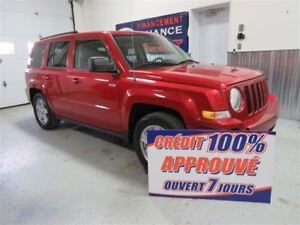 2010 Jeep Patriot Sport/North AUCUNE ROUILLE