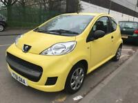 27000 MILES. 2011 PEUGEOT 107 URBAN LITE 1.0 PETROL. £20 ROAD TAX. CHEAP INSURANCE IDEAL FIRST CAR