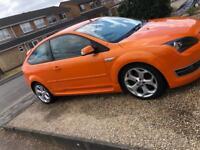 Ford Focus ST2 Orange