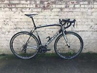 Specialized Allez bike - upgrades - 58cm