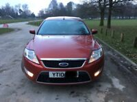 Ford mondeo tdci 140