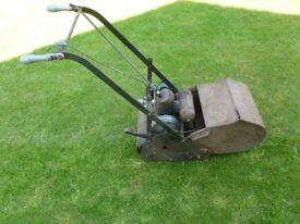 Vintage Atco Lawn Mower/Repair/Restoration project/spare parts/garden ornament