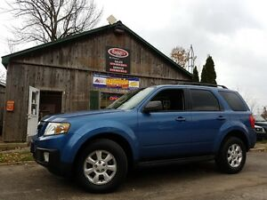 2009 Mazda Tribute GS V6 4wd, Auto, Financing Available! Cambridge Kitchener Area image 1