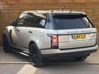 Land Rover Range Rover 3.0 TDV6 Vogue 4dr Auto STUNNING HIGH SPEC VEHICLE (aruba gold metallic) 2014