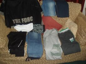 Bundle Boys Clothes Age 11-13 years