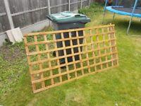 Fence trestle