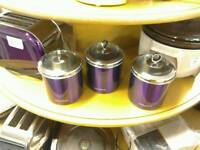 3 canisters £6
