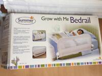 Grow with me bedrail ~ Toddler Bed ~ Safety Rail
