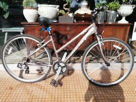 """Halcyon 24"""" hybrid bike"""