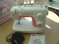 Singer Simple model 3210 electric sewing machine