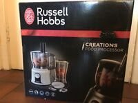 Russell Hobbs Creations Food Processor