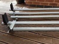 Mercedes vito mk2 heavy duty roof bars