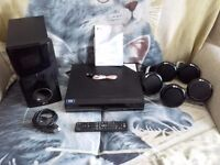 LG 5.1 Home Cinema Surround Sound System,