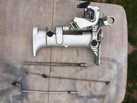 Convert your Honda 5hp Outboard from long to short shaft