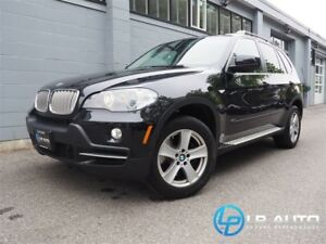 2007 BMW X5 4.8i! Only 74000kms! 3rd Row Seats!