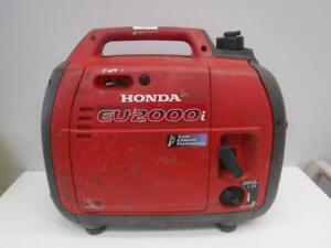 Honda 2000W Inverter Generator - We Buy and Sell Pre-Owned Outdoor Equipment - 105269 - NR1110405
