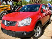 Nissan qashqai 1.5 dci breaking parts