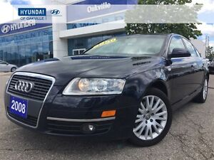 2008 Audi A6 3.2L | QUATTRO | NAVI | CAM | LEATHER | AS IS