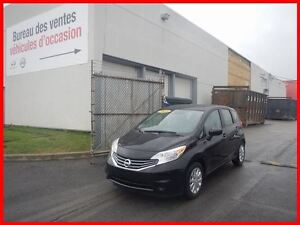 2015 Nissan Versa Note SV EXTENDED WARRANTY INCLUDED LIQUIDATION