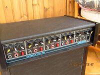 Carlsbro Cobra 90w amplifier (4ch pa) - very good