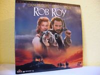 Rob Roy. NTSC laserdisc. MGM deluxe letterbox edition.