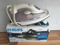 Phillips 2600w Iron (boxed)