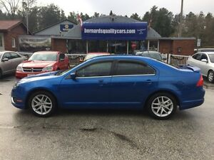 2011 Ford Fusion SEL ONE OWNER, REMOTE START, BLUETOOTH!